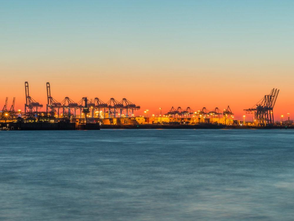 Al Wazzan - Logistics Port of Hamburg