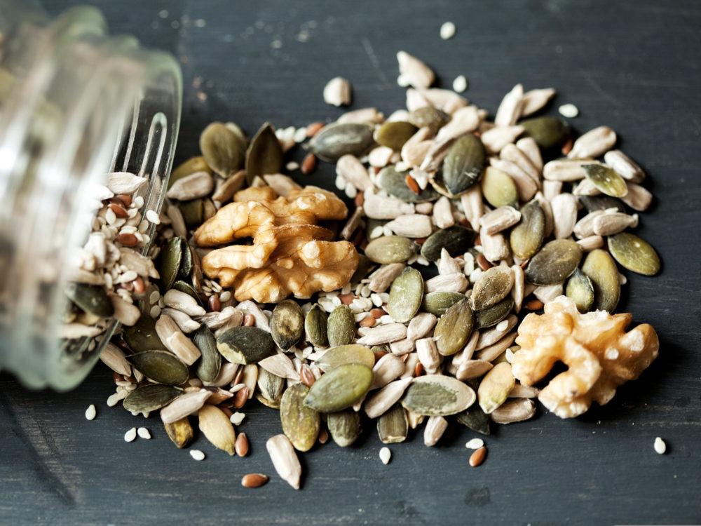 Al Wazzan - Kategorie Saaten und Nüsse
