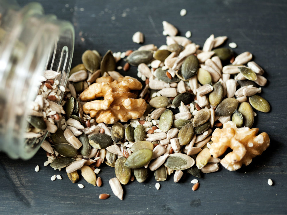 Al Wazzan - Category nuts & seeds